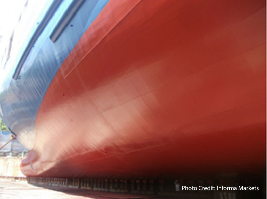Nippon Paint Marine Launches Unique New Hull Coating Nippon Paint
